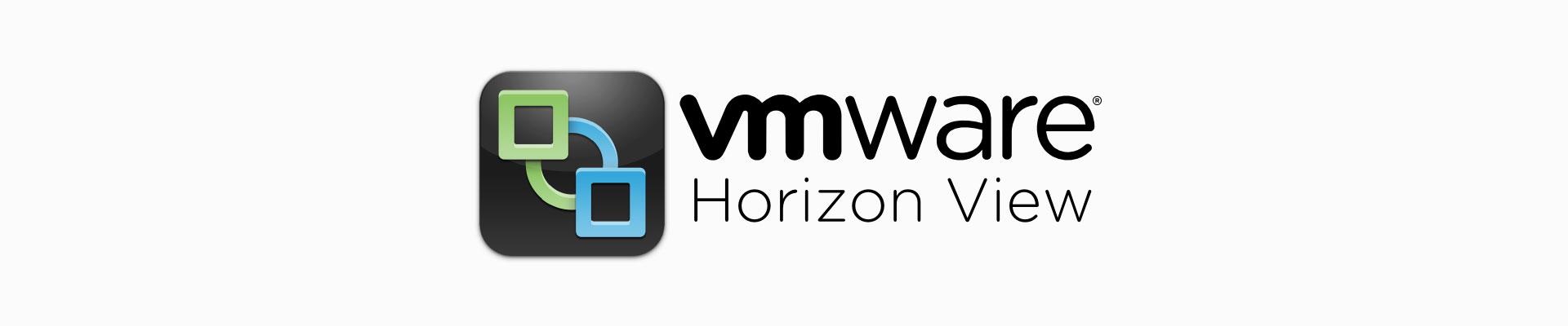Horizon VMWare